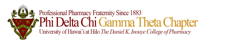 Phi Delta Chi- Gamma Theta Chapter