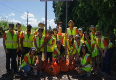 Adopt-A-Highway: Cleanup