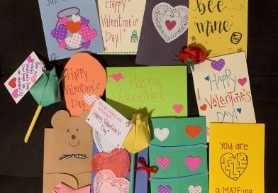 Hilo Medical Center Valentine's Day Cards