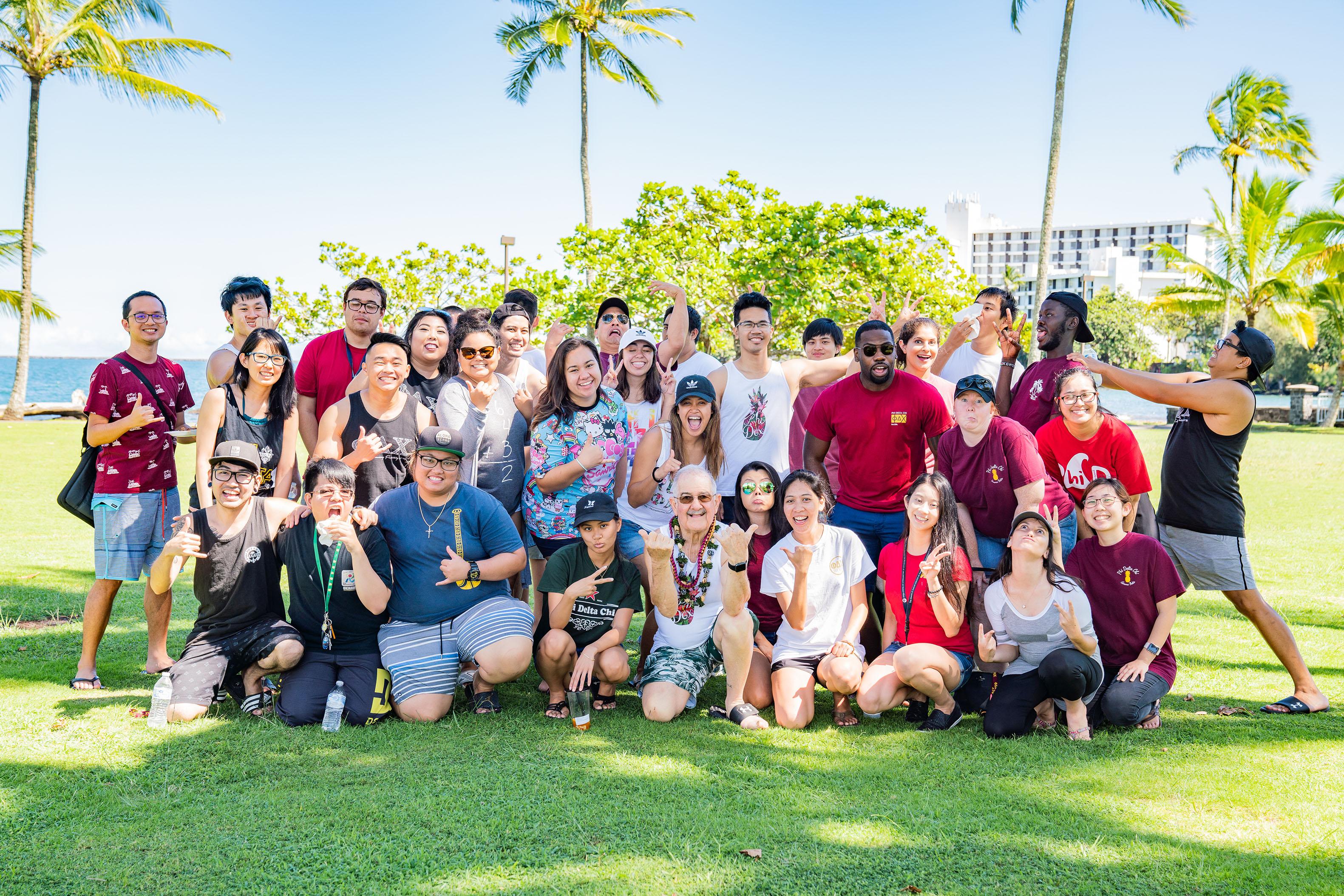 Founder's Day 1 - Phi Delta Chi- Gamma Theta Chapter